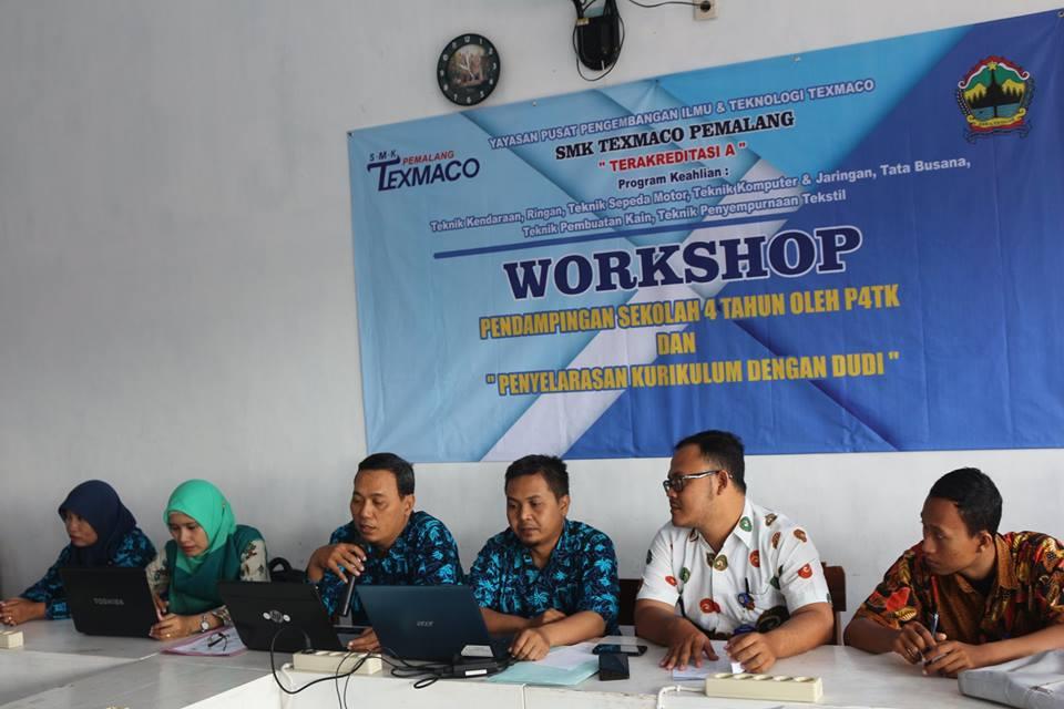 Workshop SMK 4 Tahun