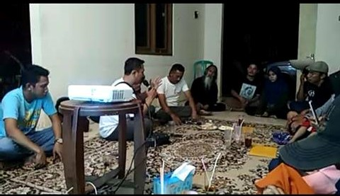 Pemutaran Film Karya SMK Texmaco Pemalang