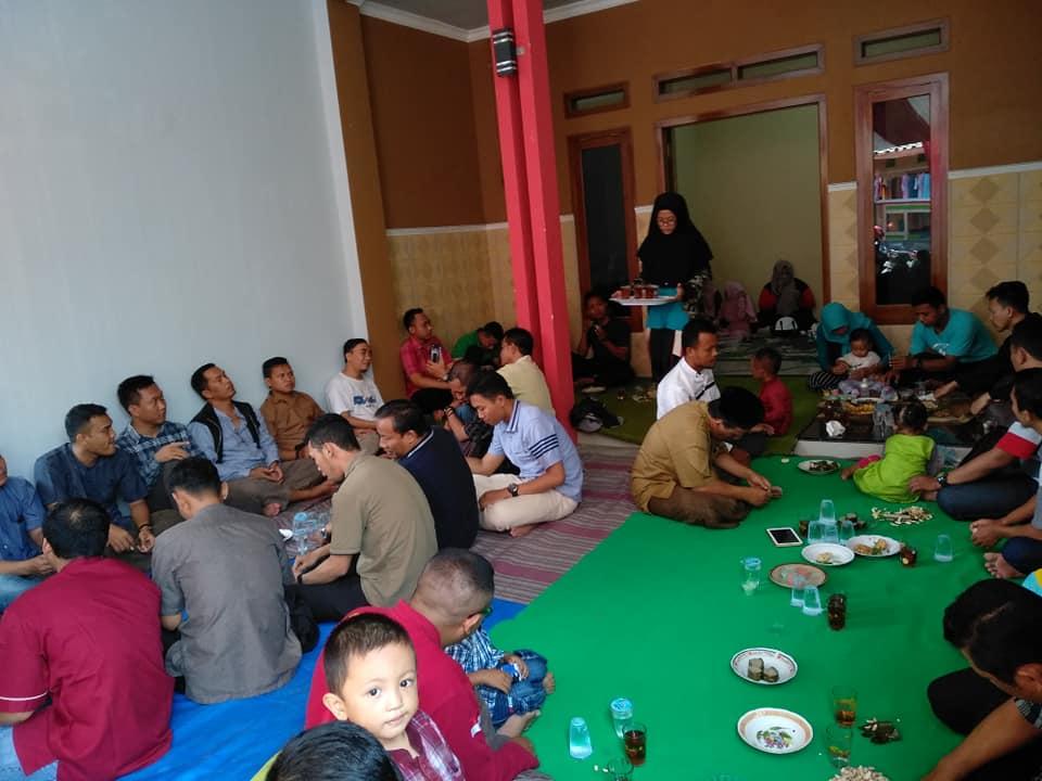 Pertemuan Rutin Keluarga Besar SMK Texmaco Pemalang