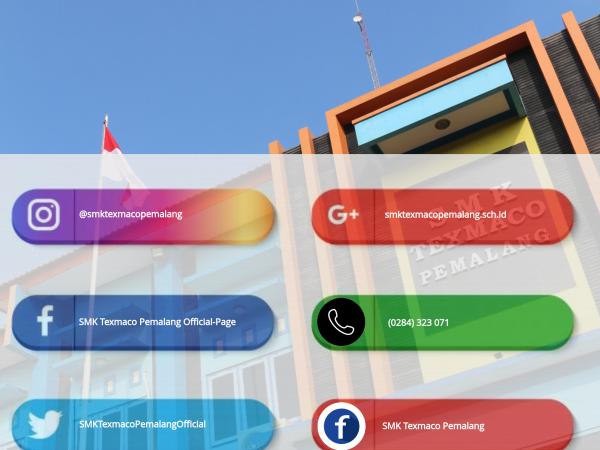 Media sosial SMK Texmaco Pemalang