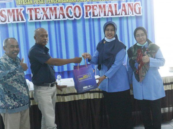 Kunjungan Studi Banding SMK Bhumi Phala Parakan