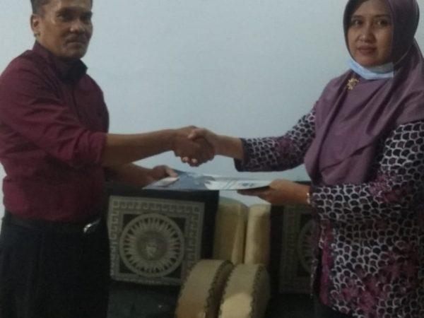SMK Texmaco Pemalang menjalin kerjasama dengan PT Anugrah Megah Jaya Textile Pemalang